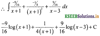 2nd PUC Basic Maths Question Bank Chapter 20 Indefinite Integrals 64