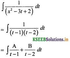 2nd PUC Basic Maths Question Bank Chapter 20 Indefinite Integrals 68