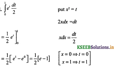 2nd PUC Basic Maths Question Bank Chapter 21 Definite Integral and its Applications to Areas 18