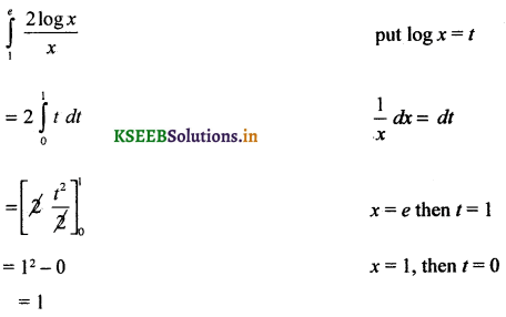 2nd PUC Basic Maths Question Bank Chapter 21 Definite Integral and its Applications to Areas 51