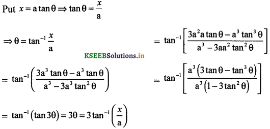 2nd PUC Maths Question Bank Chapter - 2 Inverse Trigonometric Functions - 59
