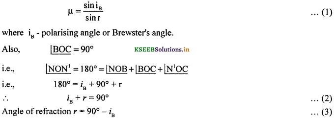 2nd PUC Physics Question Bank Chapter 10 Wave Optics 34