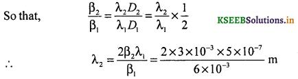 2nd PUC Physics Question Bank Chapter 10 Wave Optics 40