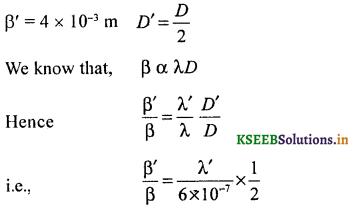 2nd PUC Physics Question Bank Chapter 10 Wave Optics 48