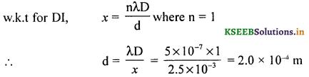 2nd PUC Physics Question Bank Chapter 10 Wave Optics 52