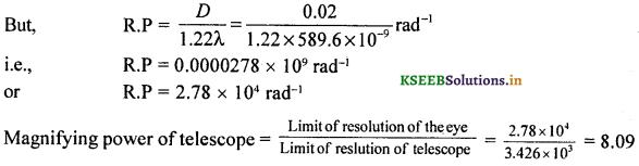 2nd PUC Physics Question Bank Chapter 10 Wave Optics 58