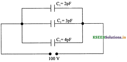 2nd PUC Physics Question Bank Chapter 2 Electrostatic Potential and Capacitance 89