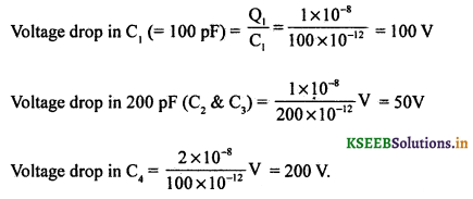 2nd PUC Physics Question Bank Chapter 2 Electrostatic Potential and Capacitance 95