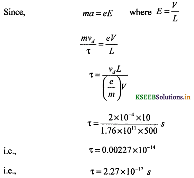 2nd PUC Physics Question Bank Chapter 3 Current Electricity 69