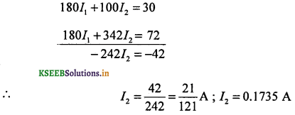 2nd PUC Physics Question Bank Chapter 3 Current Electricity 75