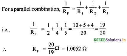 2nd PUC Physics Question Bank Chapter 3 Current Electricity 88