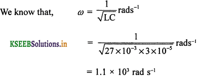 2nd PUC Physics Question Bank Chapter 7 Alternating Current 80