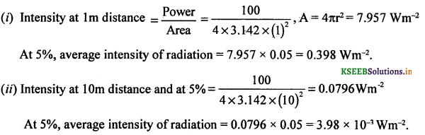2nd PUC Physics Question Bank Chapter 8 Electromagnetic Waves 8