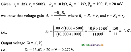 2nd PUC Physics Question Bank Chapter 14 Semiconductor Electronics 59