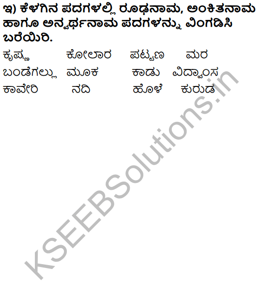 Tili Kannada Text Book Class 6 Solutions Gadya Chapter 7 Desapremi Kavi Iqbal 12