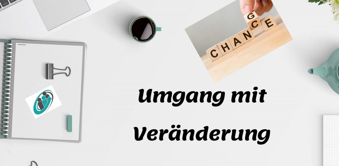 Webinar Umgang mit Veränderung