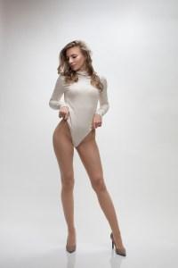 Model test - sexy Model Pose