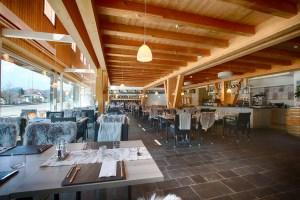 Picture of Stylish Swiss Restaurant interior