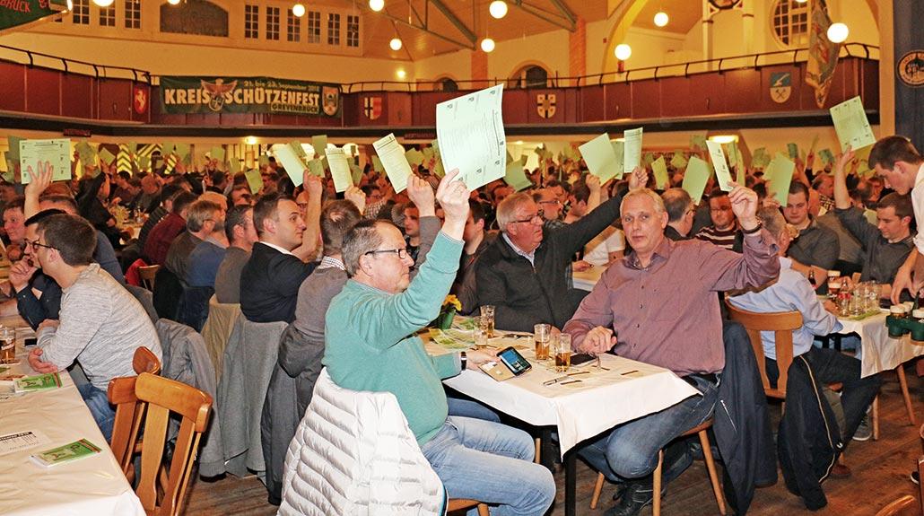 Harmonischer KSB-Delegiertentag in Grevenbrück