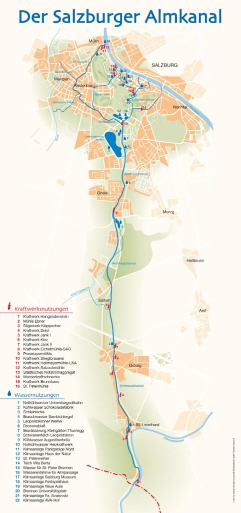Almkanal map