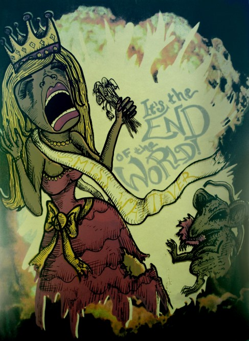 End of the World (in the light)