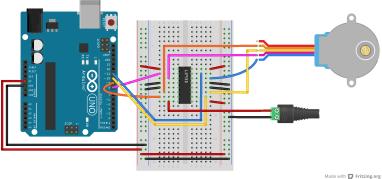 More visual schematic diagram