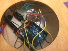 Final circuit inside enclosure