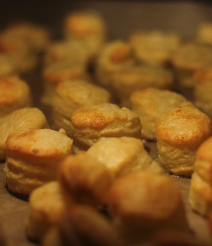 Węgierskie słone ciastka – Pogácsa
