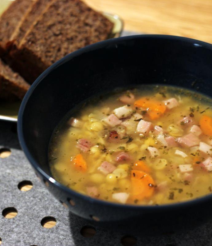 Zupa grochowa – Ärtsoppa