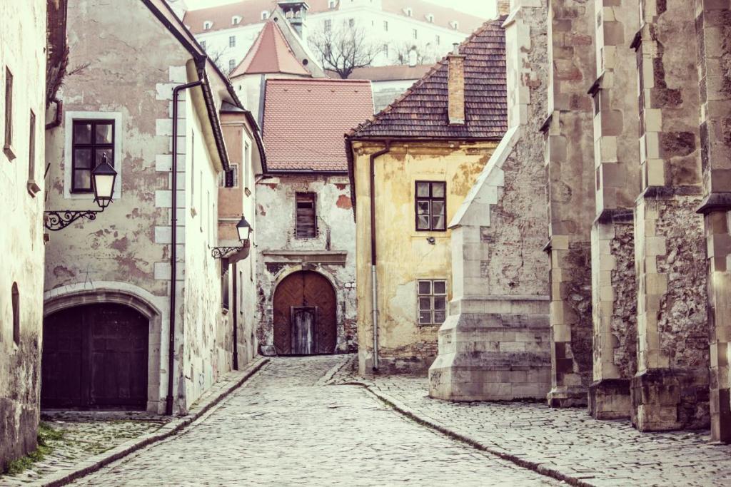 Słowacja - zestawienie przepisów