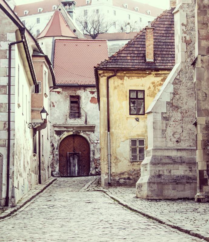 Słowacja – zestawienie przepisów