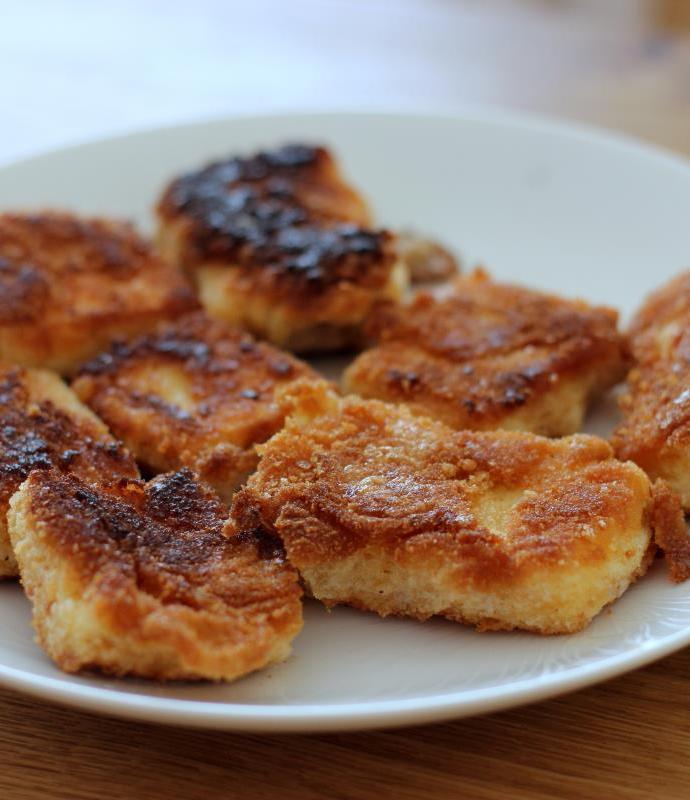 Smażony ser – Vyprážaný syr