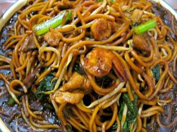 kuchnia nepalska - Chowmein