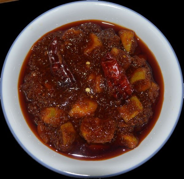 kuchnia nepalska - Achar
