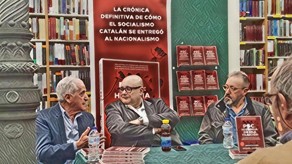 De como el socialismo catalán se entregó al nacionalismo