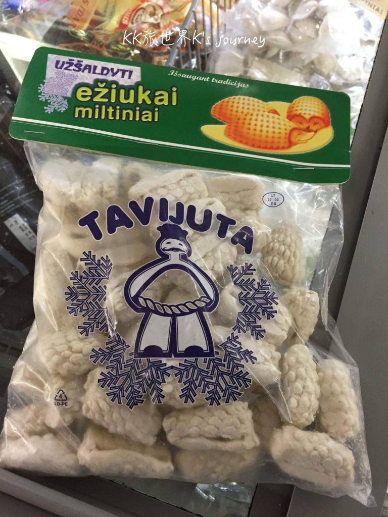 歐洲自助|波羅的海三國超市都賣什麼?分享有趣商品和我的最愛