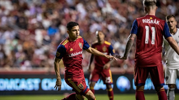 Real Salt Lake Clinches Playoff Berth With Win Over Houston - KSL Sports
