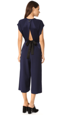 Whistles Jasmine Cutout Jumpsuit 2