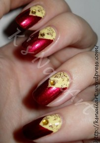 Autumn Nails design 1
