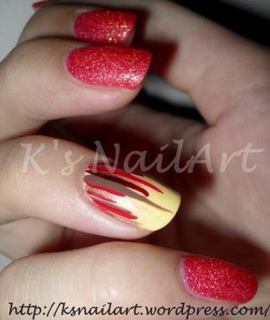 Autumn Nails design 2