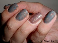 Nude Lacey Nails