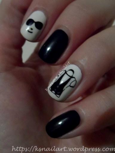 EGX suit up nails