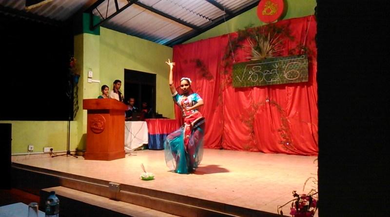 Memories of √36 Talent Show – Puja Netuma