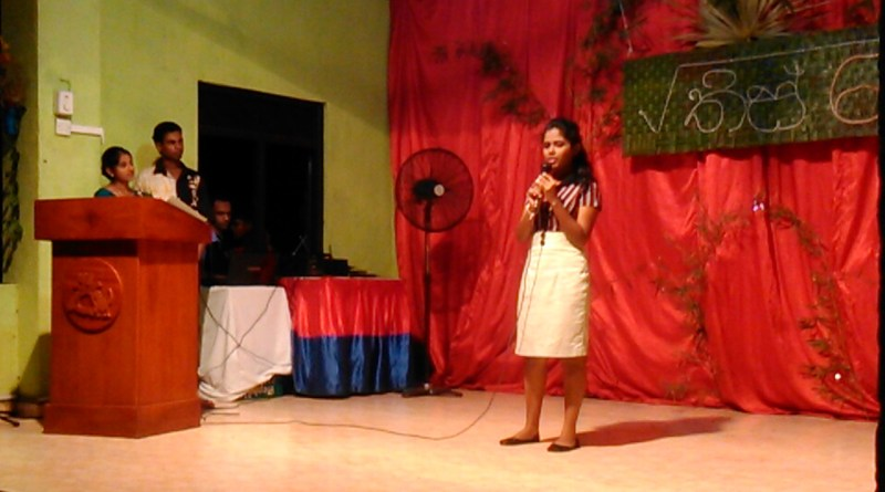 "Memories of √36 Talent Show – ""Boys Over Flowers Theme Song (Ra Sihinayak Wage)"""