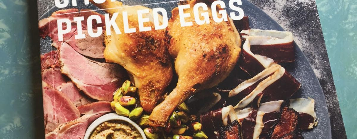 Cured Meat, Smoked Fish, Pickled Eggs cookbook by Karen Solomon