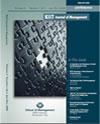 KIIT Journal of Management Vol.5