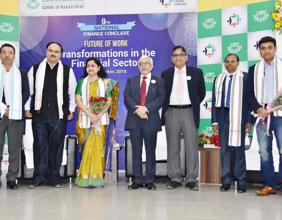 9th Finance Conclave Speakers