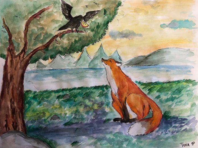 Рождество богородицы, кто рисовал картинки к басням крылова