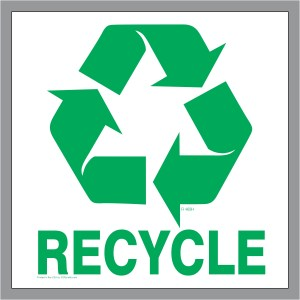 Recycling is the Management of Waste Streams