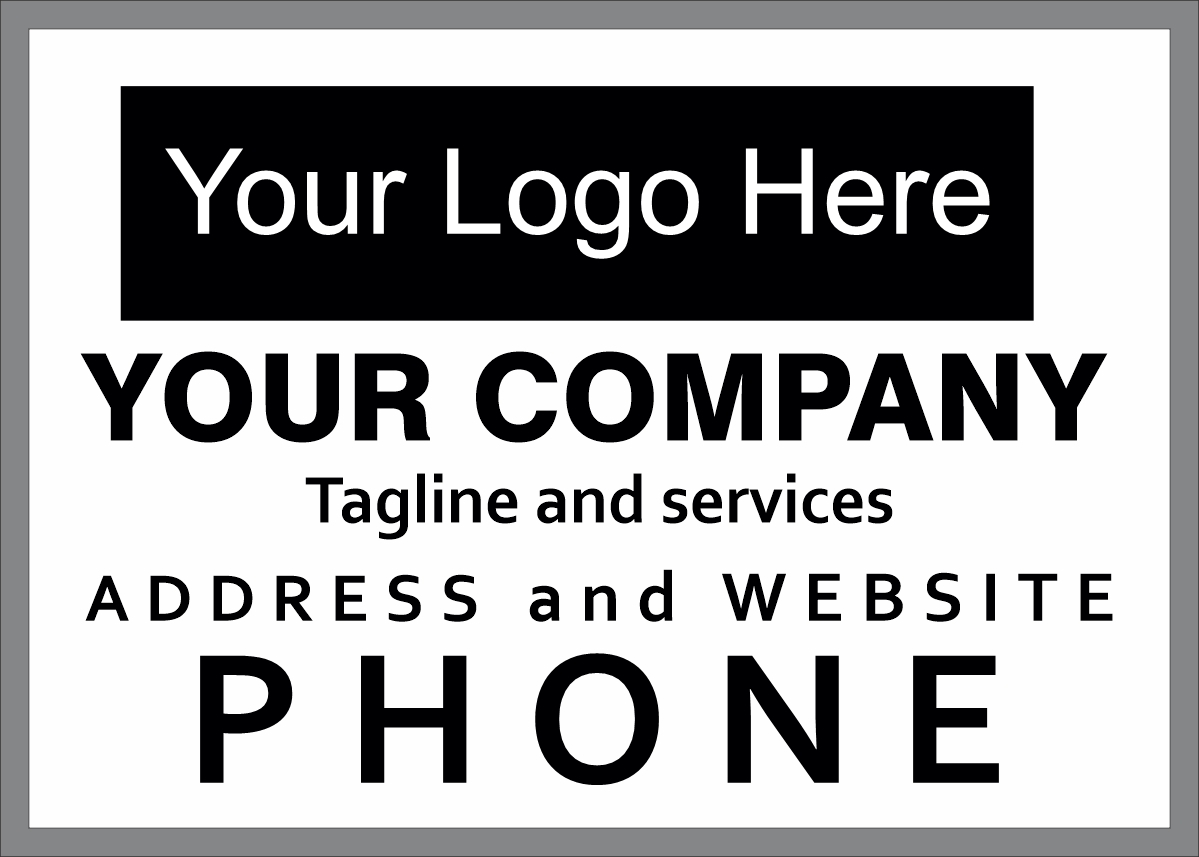 Add Your Custom Branding to this Label